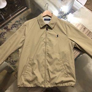 Polo Windbreaker Jacket